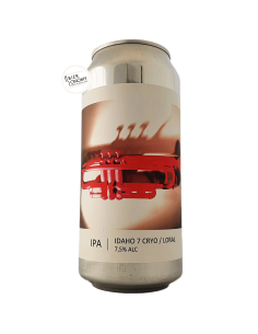 Bière IPA Idaho 7 Cryo Loral 44 cl Brasserie Popihn