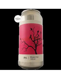 Bière IPA Mosaic Cryo 7,4% 44 cl Brasserie Popihn