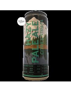 Bière Hazy Pale Ale Citra & Strata 33 cl Brasserie Azimut