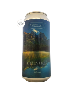 Bière Reflections Series Chinook IPA 44 cl Brasserie Burnt Mill