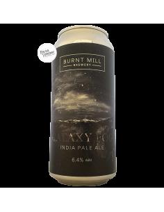Bière Galaxy Fog IPA 44 cl Brasserie Burnt Mill