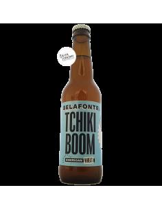 Bière Tchiki Boom Wheat 33 cl Brasserie Belafonte