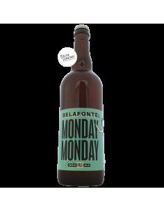Bière Monday Monday IPA 75 cl Brasserie Belafonte