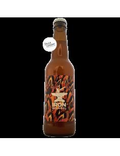 Bière Gose Abricot Laurier 33 cl Brasserie Iron