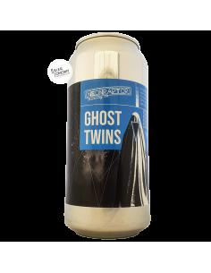 Bière Ghost Twins NEIPA 44 cl Brasserie Neon Raptor