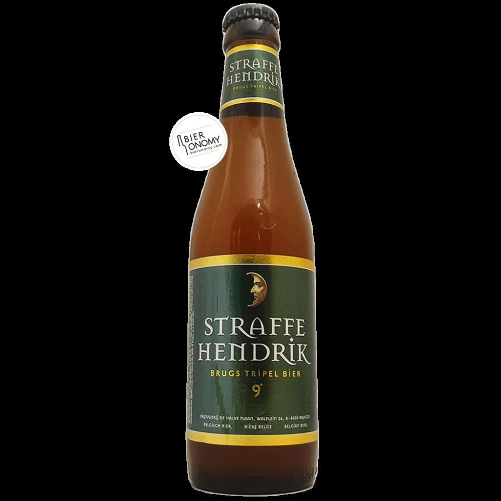 Bière Straffe Hendrik Brugs Tripel 33 cl Brasserie De Halve Maan