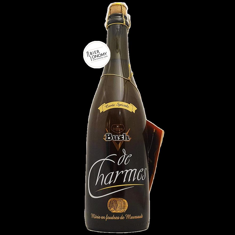 Bière Bush de Charmes 75 cl Brasserie Dubuisson
