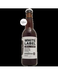 Bière White Label Barley Wine Bowmore BA 2019 Nr. 4 33 cl Brasserie Emelisse