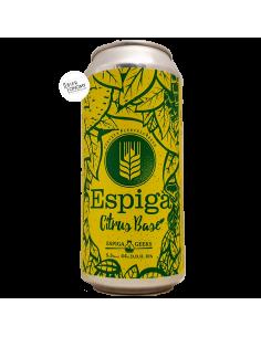 Bière Citrus Base DDH IPA 44 cl Brasserie Espiga