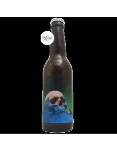 Bière Polar Lazer Heavy Hoppy Lager 33 cl Brasserie Galibier