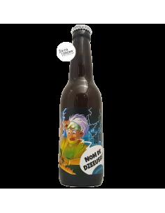 Bière Nom De Dzeeusss Imperial IPA 33 cl Brasserie Galibier