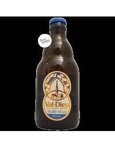 Abbaye Brasserie Bière Blonde Val-Dieu 33 cl