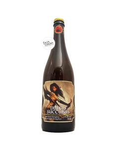 Bière Dulcis Succubus Brassin Spécial Barrel Aged Sour 75 cl Brasserie Trou du Diable
