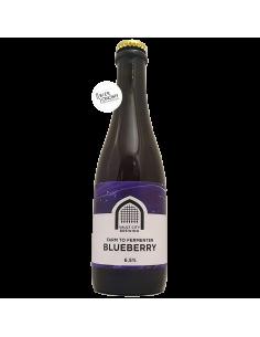 Bière Farm To Fermenter Blueberry 37 cl Brasserie Vault City