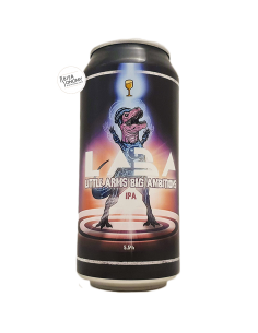 Bière Little Arms Big Ambitions IPA 44 cl Brasserie Staggeringly Good