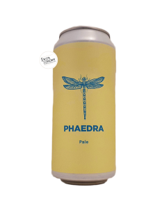 Bière Phaedra New England Pale Ale 44 cl Brasserie Pomona Island