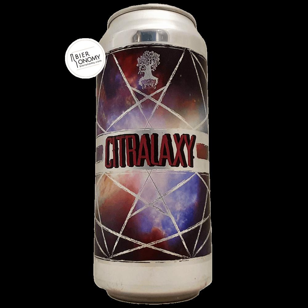 Bière Citralaxy IPA 47 cl Brasserie Burley Oak
