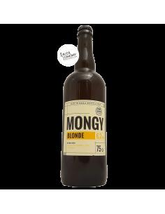 Bière Mongy Blonde 75 cl Brasserie Cambier