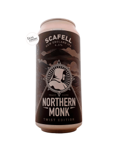 Bière Scafell New England IPA 44 cl Brasserie Northern Monk