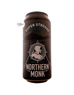 Bière Super Stredge Low Alcohol IPA 44 cl Brasserie Northern Monk