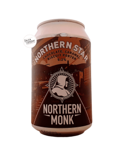Bière Northern Star Chocolate Caramel Biscuit Porter 33 cl Brasserie Northern Monk
