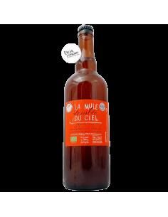 Bière La Mule Tombée du Ciel Hoppy Pale Ale 75 cl Brasserie La Vieille Mule