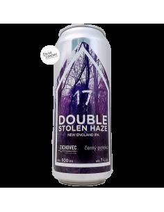 Bière Double Stolen Haze 17 NEIPA 50 cl Brasserie Zichovec