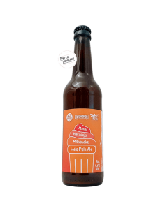 Bière Mango Maracuja Milkshake IPA 33 cl Brasserie Totenhopfen Ale Mania Davida