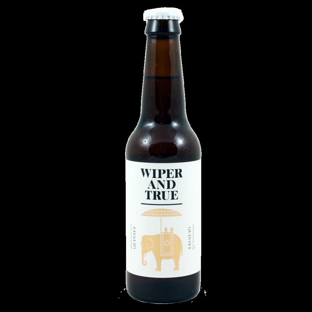 Bière Quintet - 33 cl - Wiper And True Brewery - Bieronomy