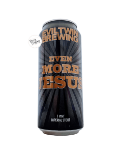 Bière Even More Jesus Imperial Stout 47 cl Brasserie Evil Twin
