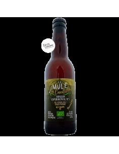 Bière La Mule en Cueillette Brassin 1 au Houblon Frais Maison 33 cl Brasserie La Vieille Mule
