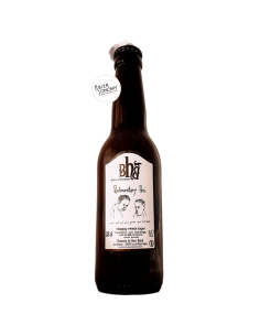 Bière Rudimentary Peni Hoppy Wheat Lager 33 cl BHB Brasserie du Haut Buëch