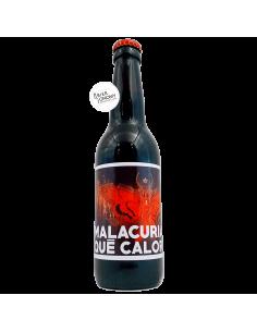 BièreQué Calor Imperial Stout 33 cl Brasserie Malacuria