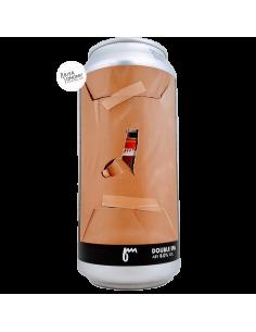 Bière VERPAKT West Coast DIPA 44 cl Brasserie Floem