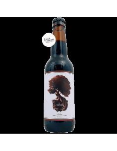 Bière Wood Species Cèdre Imperial Stout 33 cl Brasserie La Débauche