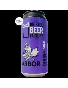 Bière Double Milk Stout 44 cl Brasserie Arbor Ales Bristol Beer Factory