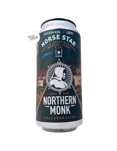 Bière Norse Star Imperial Stout 44 cl Brasserie Northern Monk Brew Co Lervig