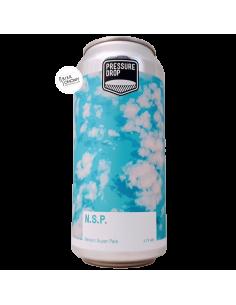 Bière N.S.P. (Nelson Super Pale) 44 cl Brasserie Pressure Drop Brewing