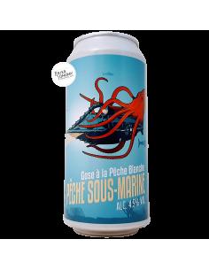 Bière Pêche Sous-Marine Gose 44 cl Brasserie du Grand Paris Octopussy