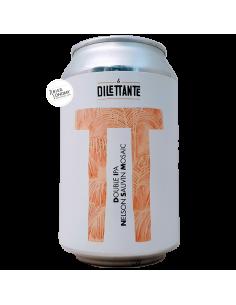 Bière Double IPA Nelson Sauvin Mosaic 33 cl Brasserie La Dilettante