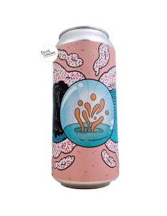 Bière Opening Theme Hazy IPA 44 cl Brasserie Left Handed Giant