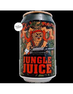 Bière Jungle Juice Imperial IPA 33 cl Brasserie Cervisiam