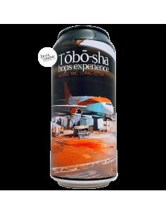 Bière Tobo-sha Hops Experience Mosaic BBC Loral Citra 44 cl Brasserie La Débauche