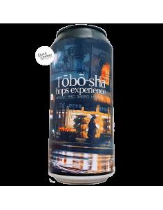 Bière Tobo-sha Hops Experience Mosaic BBC Sabro Mosaic 44 cl Brasserie La Débauche