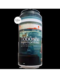 Bière Tobo-sha Hops Experience Mosaic BBC & CRYO HBC 472 Mosaic 44 cl Brasserie La Débauche