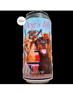 Bière Dog's Life Hoppy Pils 44 cl Brasserie La Débauche