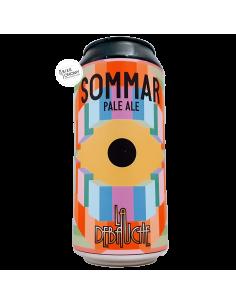 Bière Sommar New England Pale Ale 44 cl Brasserie La Débauche