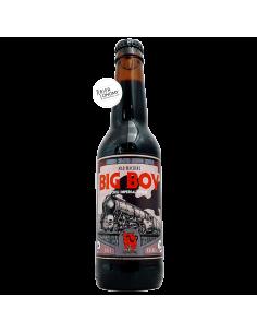 Bière Big Boy Chili Imperial Stout 33 cl Brasserie La Débauche