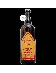 Bière Apricot Milk Power 17 Milkshake IPA 75 cl Brasserie Zichovec