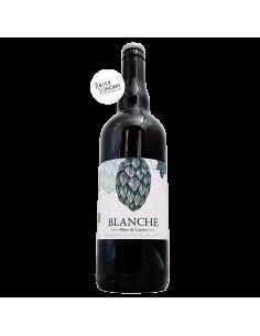 Bière Blanche Bio 75 cl Les Brasseurs de la Jonte
